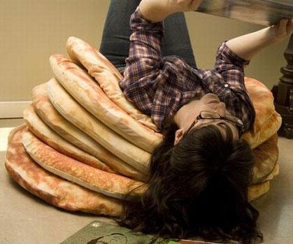 Giant Pancake Pillows