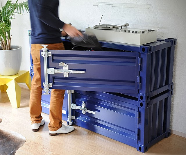 Container Cabinets