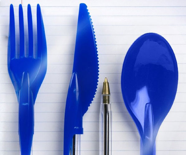 Pen Cap Eating Utensils
