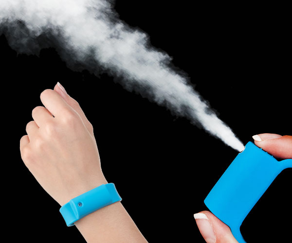 Pepper Spray Bracelet - coolthings.us