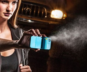 Pepper Spray iPhone Case