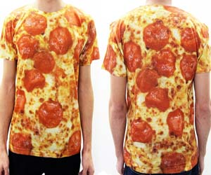 Pepperoni Pizza Shirt