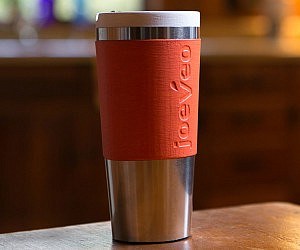 Perfect Temperature Coffee Mug