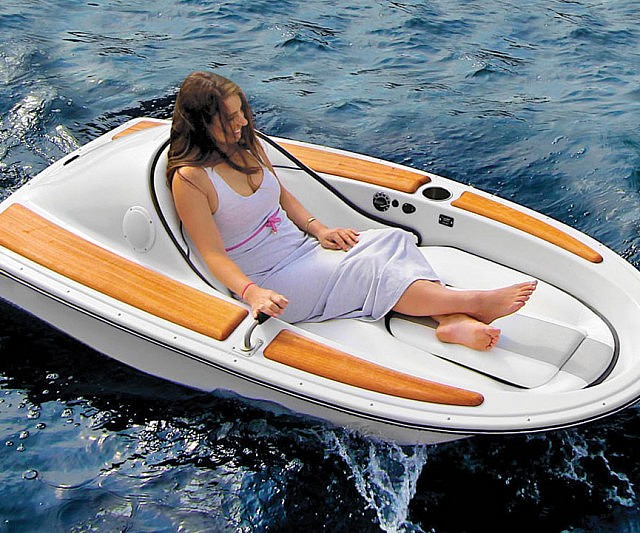 One Person Electric Boat