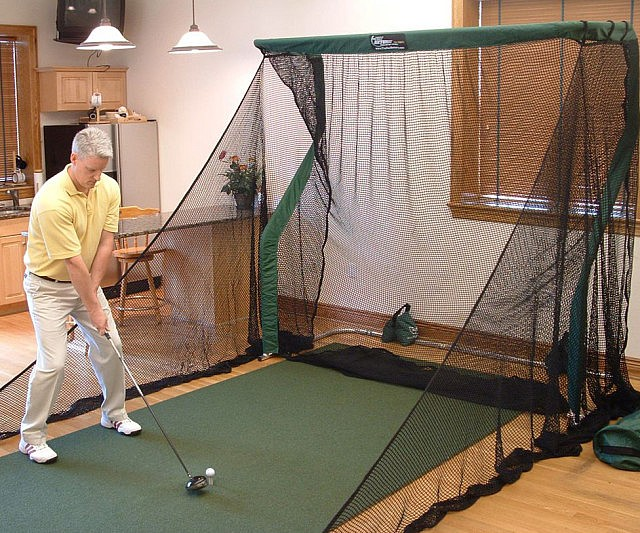 Personal Golf Driving Range