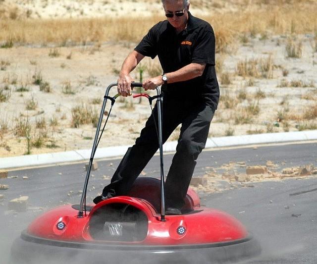 small hovercraft