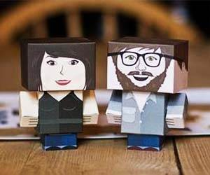 Personalized Cardboard Avatar
