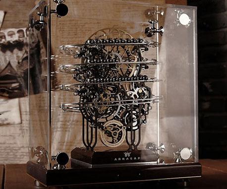 Perpetual Motion Clock