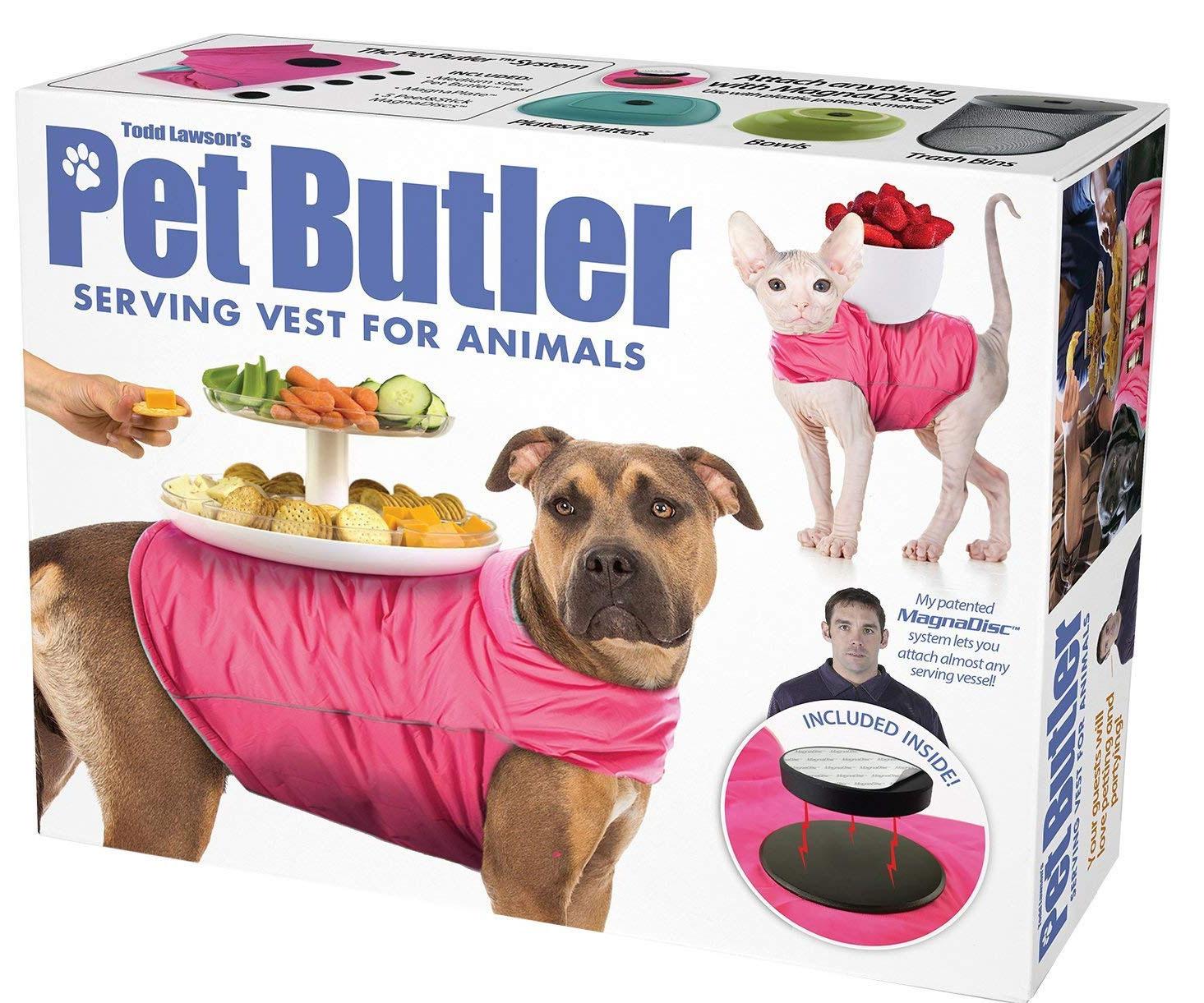 Pet Butler Serving Vest