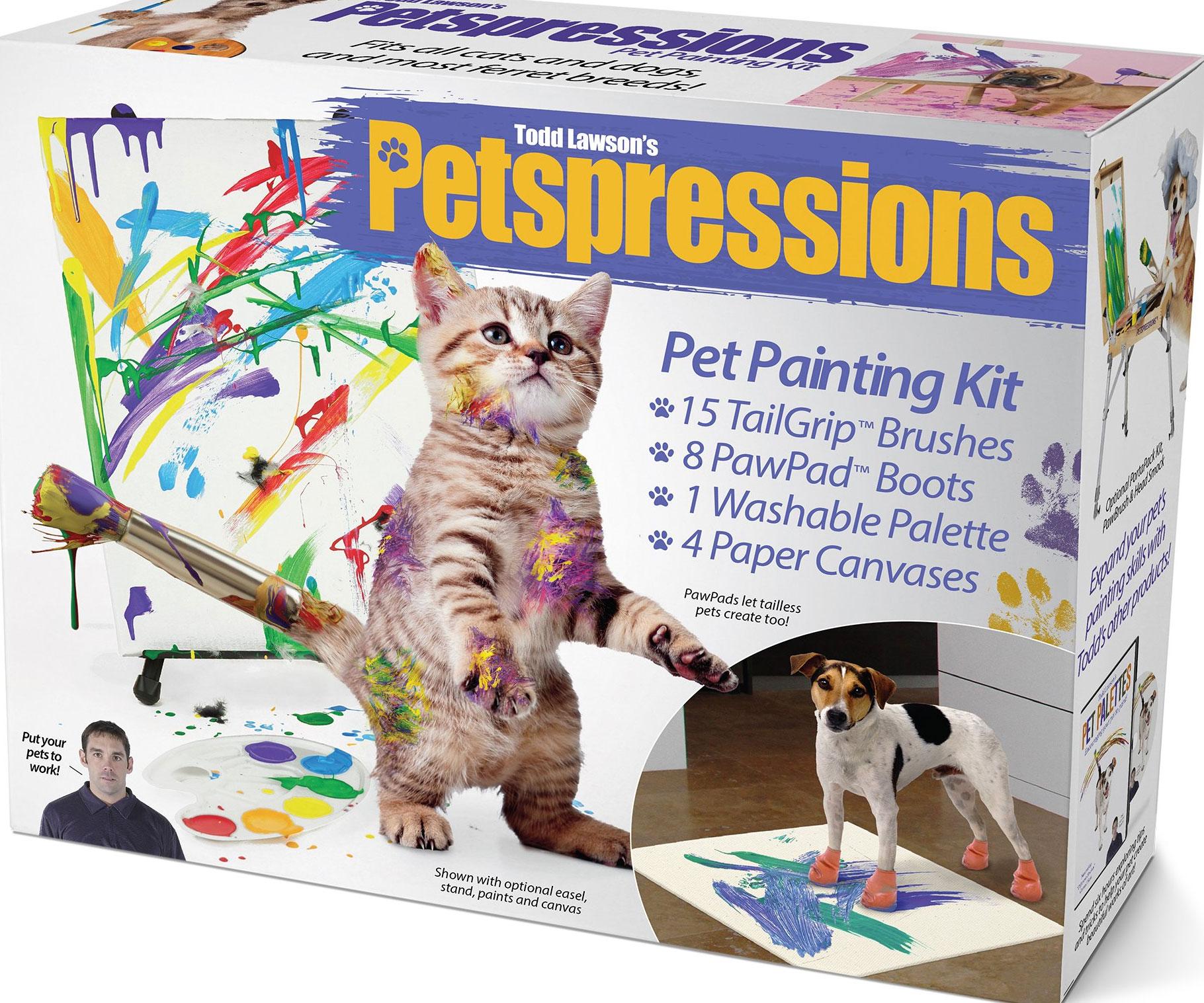 Petspressions Pet Painting Kit