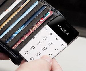 Minimalistic Credit Card S...