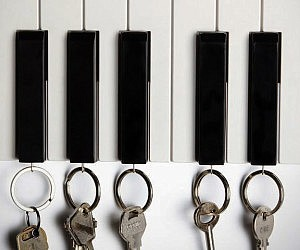 Piano Key Organizer