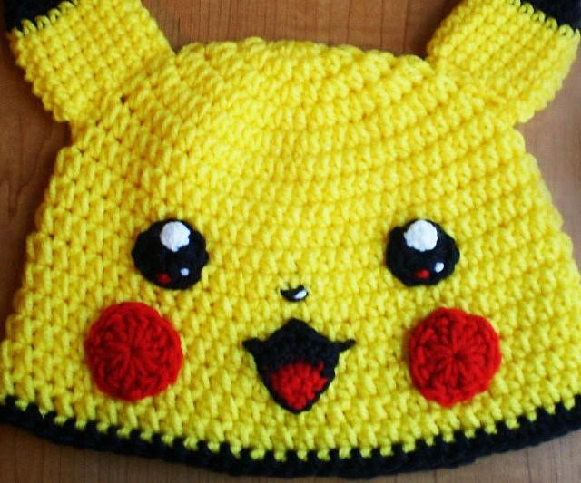 Pokemon Magikarp Hat forsale | West Coast Fibre Arts: Super, Natural | 533x640