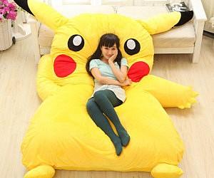 Good Pikachu Bed