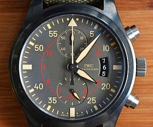 Top Gun Pilot's Watch