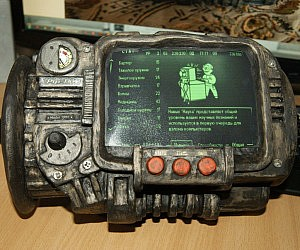 iphone pip boy pip boy 3000 8453