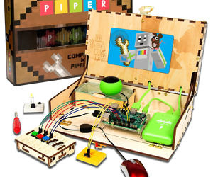 Piper DIY Wooden Computer ...