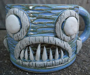Piranha Coffee Mug