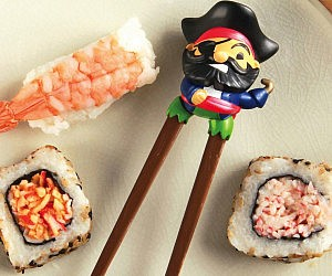Peg Leg Pirate Chopsticks