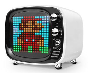Pixel Art Bluetooth Speaker