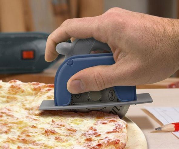 The Circular Pizza Saw