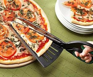 pizza scissors spatula
