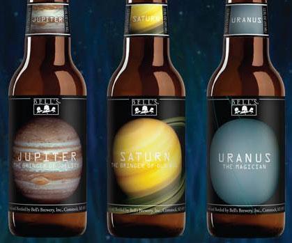 Planetary Beers