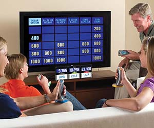 play jeopardy at home