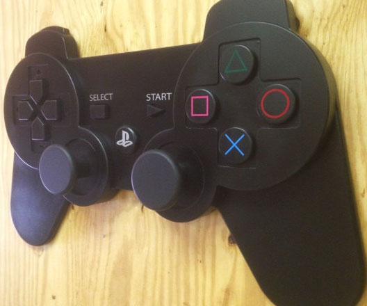 Playstation Controller Coat Rack