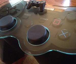 Fancy Playstation Controller Coffee Table