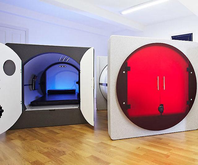 Mesmerizing sleep pod ideas best inspiration home design for Office nap pod