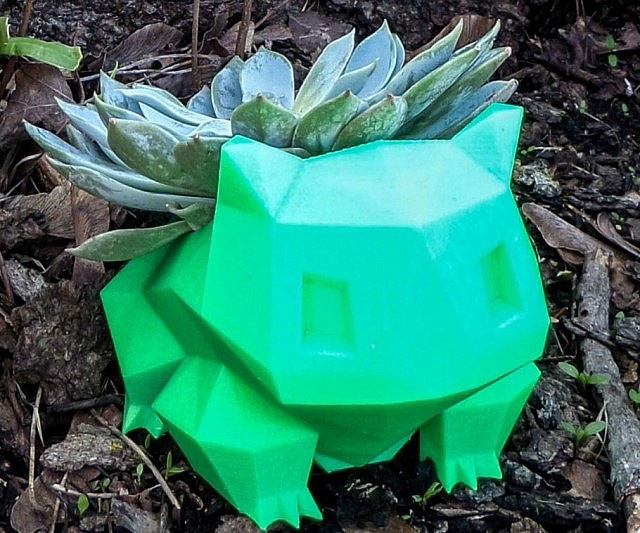 Pokemon Bulbasaur Planter