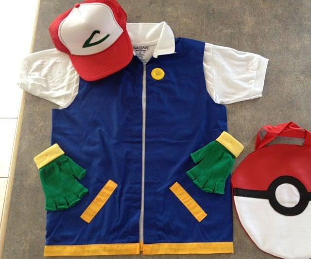Ash cosplay costume pokemon ash cosplay costume solutioingenieria Images