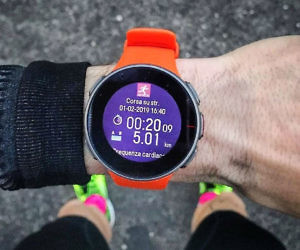Personal Fitness Watch