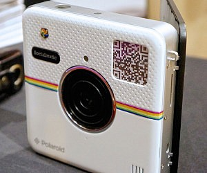 Instant Print And Share Camera
