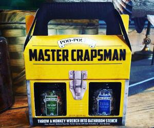 Poo-Pourri Master Crapsman...