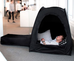 & Pop-Up Napping Pod