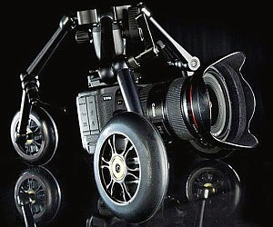 Portable Camera Dolly System