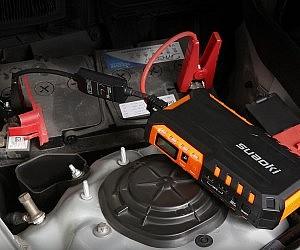 Portable Car Jump Starter >> Portable Car Battery Jump Starter