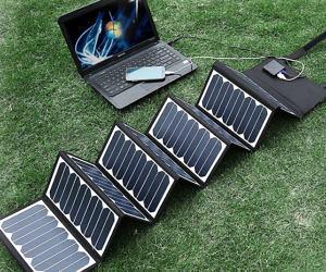 Portable Foldable Solar Pa...