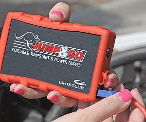 Portable Jump Starter