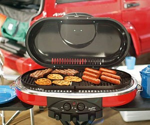 Portable Road Trip Grill