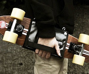 Skateboard Carrying Case
