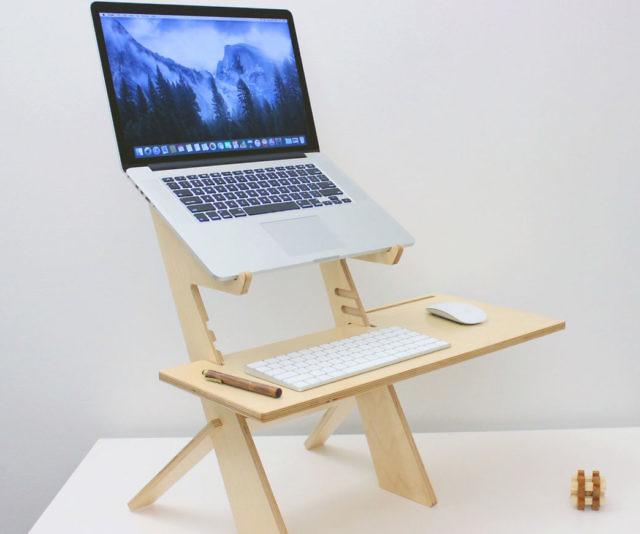 Awe Inspiring Portable Wooden Standing Laptop Desk Download Free Architecture Designs Xoliawazosbritishbridgeorg