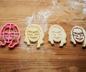 custom cookie cutter YOUR photo