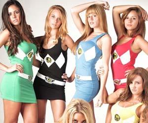 Power Rangers Dresses