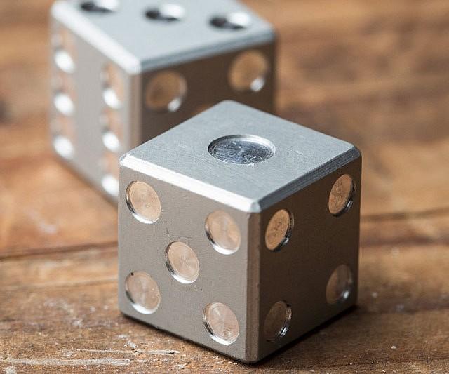 Precision Machined Dice