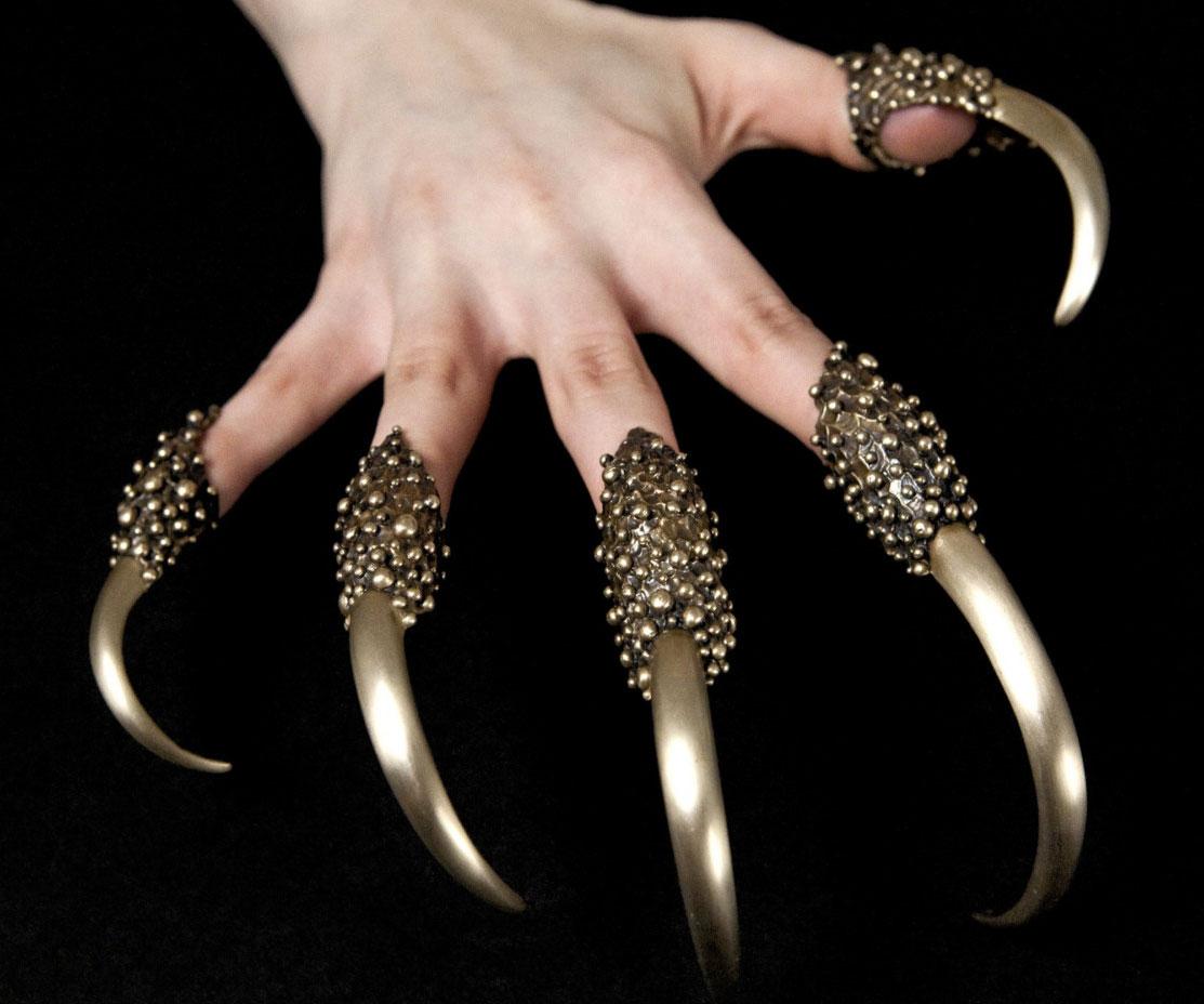 Predator Claw Rings