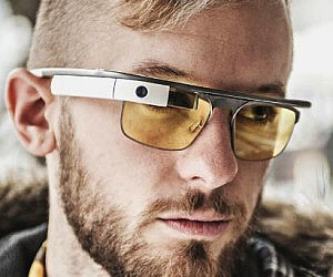 Prescription Frame Google Glasses