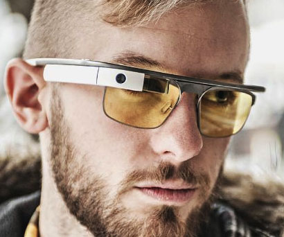 Prescription Frame Google Glasses